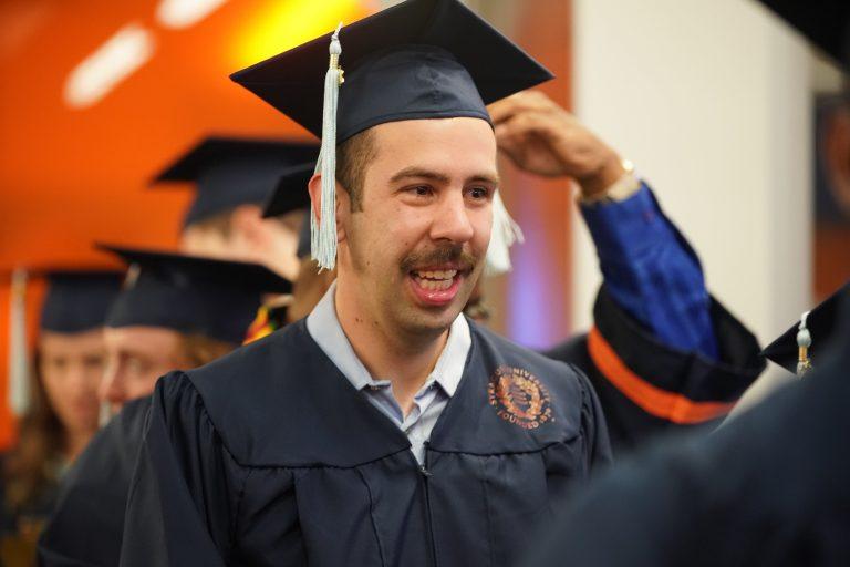 Graduation pictures