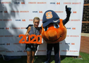 InclusiveU Student with Otto